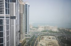 UAE weather centre warns of dust storms