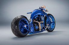 Bucherer unveils the world's most expensive motorcycle
