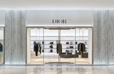 Dior opens a new boutique in Dubai Mall