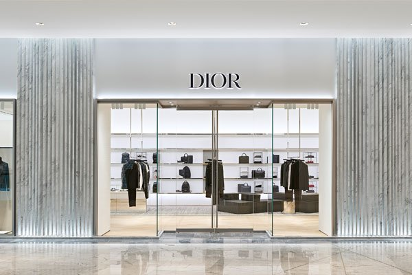 dior boutique dubai