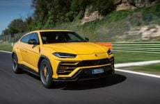 Car review: Lamborghini Urus