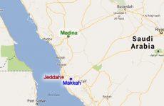 Fire erupts in Makkah hotel
