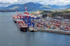 Dubai's DP World to expand Canadian container terminal