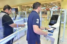 New smart gates opened at Dubai airport's Terminal 2 to cut queues