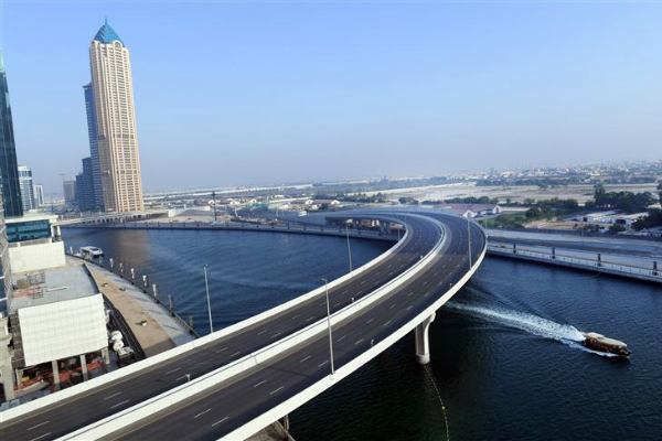 Dubai improvement works to cut congestion on Sheikh Zayed