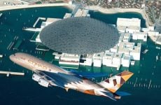 Abu Dhabi's Etihad to fly only A380s to Paris