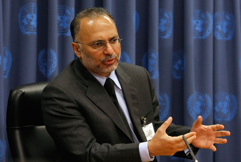 Anwar Gargash, Minister of State of Foreign Affairs