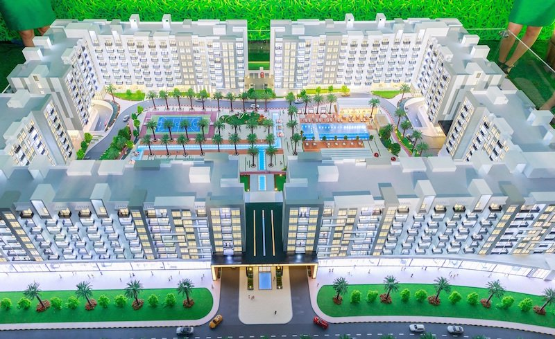 Dubai's Danube launches project with over 1,000 units at