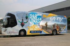 Ras Al Khaimah provides free summer shuttle bus from Dubai