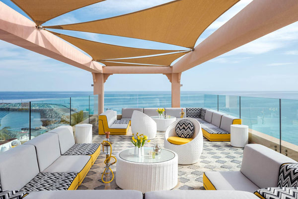 Fairmont Fujairah Beach Resort staycations