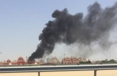 Fire breaks out at Dubai's Global Village