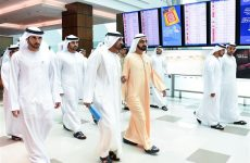 Sheikh Mohammed inspects Dubai airport facilities