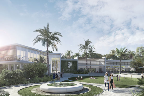 banyan Tree Residences Dubai
