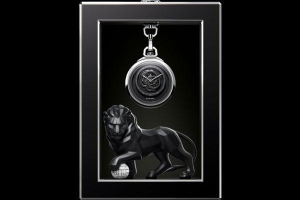 Chanel Monsieur de Chanel Pocket Watch