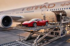 Abu Dhabi's Etihad to allow passengers to take supercars on holiday