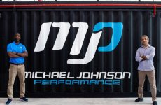 A Michael Johnson fitness centre is coming to Dubai