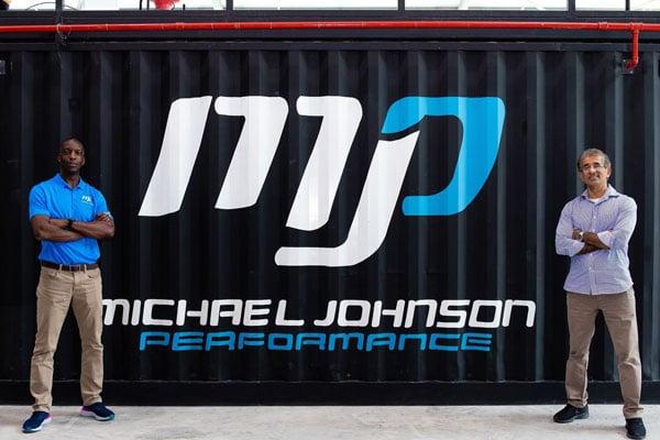 Michael Johnson Performance Dubai