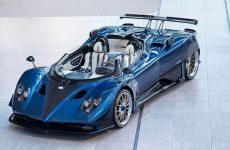 This new Pagani is the world's most expensive car