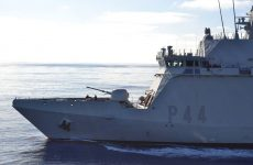 Saudi forms JV with Spain's Navantia for five warships