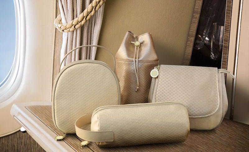 Bvlgari Travel Wash Bag Mens New Emirates Luxury In-flight Gifts/ Amenity Kits