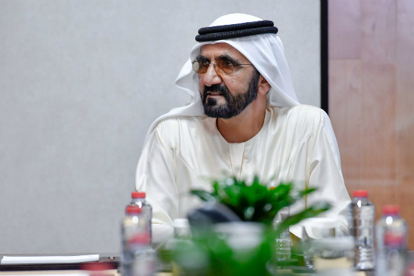 Dubai ruler's wife flees 'for her life' to London