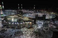 Heavy rains, thunderstorms in Makkah as Muslims begin Hajj pilgrimage