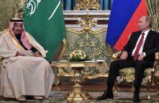 Russia says working on Putin's visit to Saudi Arabia