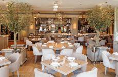 Restaurant reviews: Le Veyron Café, Bombay Brasserie, La Cantine du Faubourg and Il Borro Tuscan Bistro