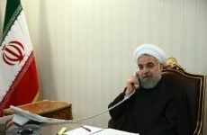 Iran, Qatar discuss closer ties, World Cup cooperation in call