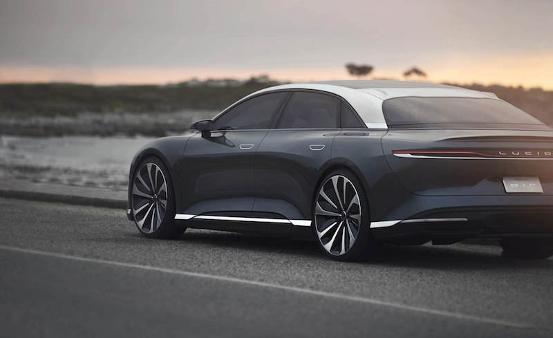 Saudi Arabia S Public Investment Fund Pif On Monday Announced An Deal Worth More Than 1bn With Tesla Rival Lucid Motors