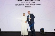 In pictures: Gulf Business Awards 2018 – Companies of the year