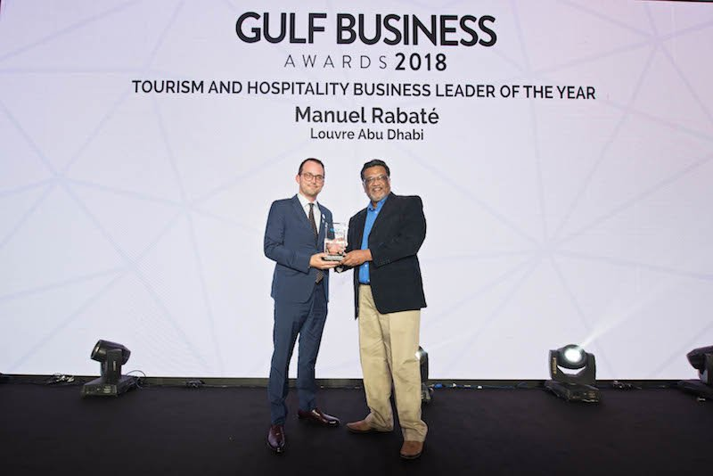 In pictures: Gulf Business Awards 2018 – Business leaders of the