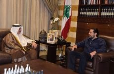 Lebanese PM affirms support to Kuwait amid media controversy over Sheikh Sabah