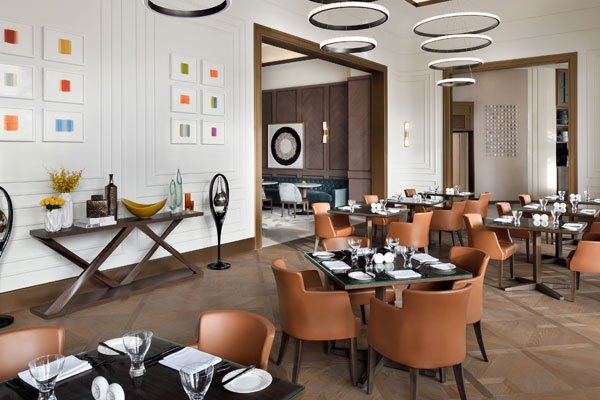 The Restaurant at Address Downtown