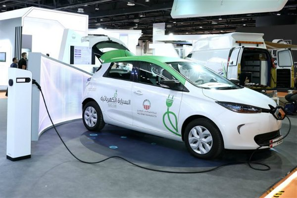 Dewa Installs 100 More Electric Vehicle Charging Stations Across Dubai