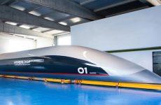 Video: Abu Dhabi-backed HyperloopTT reveals first passenger capsule