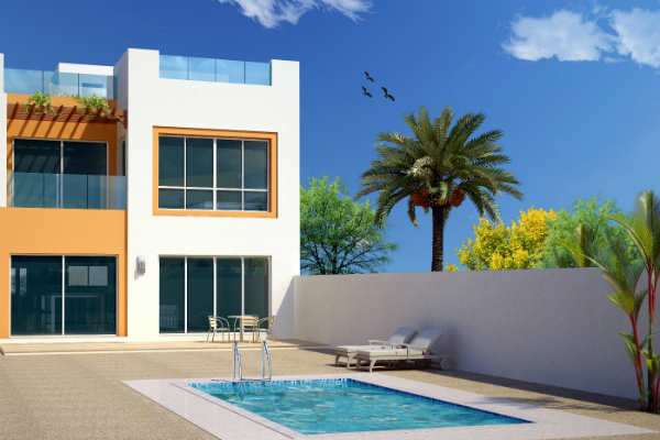 Dubai Developer Nakheel Has Announced The Sale Of 147 Luxury Homes With  Private Pools At Its Jumeirah Park Community.