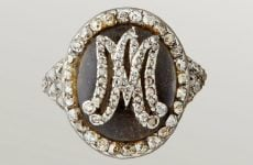 Marie Antoinette's jewellery on display in Dubai before auction