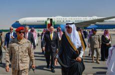 US official Pompeo meets Saudi king over Khashoggi case