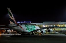 Dubai's Emirates operates temporary A380 service to St Petersburg