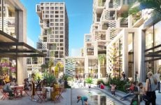 Abu Dhabi's Imkan begins construction of Pixel project in Makers District