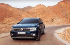 Car review: Volkswagen Teramont