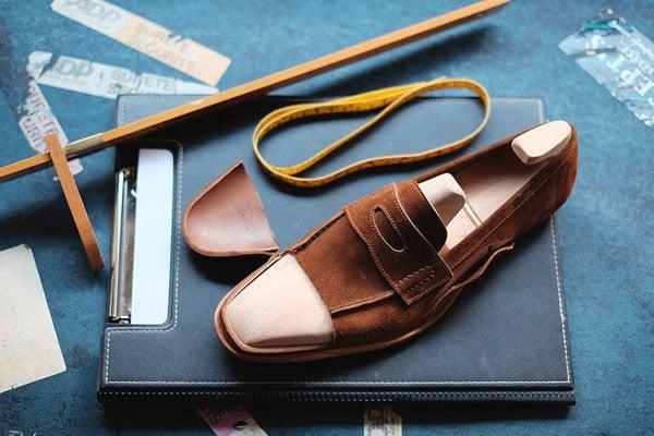 The Japanese bespoke shoemaker you