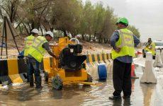 Kuwait dismisses roads and transport head after flooding