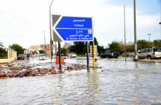 Floods kill one in Kuwait a day after minister resigned