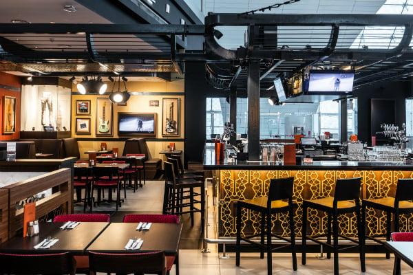 Hard Rock Cafe opens venue at Dubai International Airport