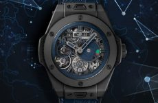 You need Bitcoins to buy this limited-edition Hublot watch