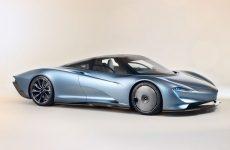 This $2.25m Speedtail is the fastest McLaren ever built