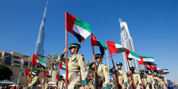 national day parade emaar properties