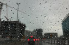 Heavy rains, storms to continue across the UAE